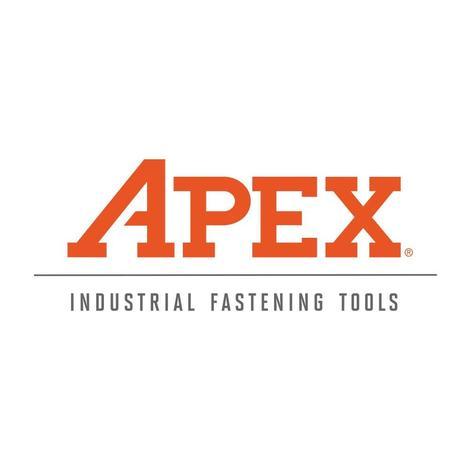 Apex Hex Impact Socket, 3/8 In. Drive, 5/16 In.