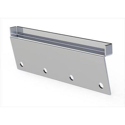 Carr Gutter-less Mount Kit (Anodized Silver) - 223412