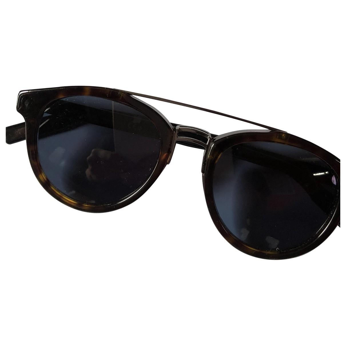 Dior Homme - Lunettes BLACK TIE 220S pour homme - marron