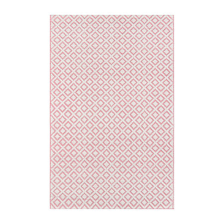 Madcap Cottage By Momeni Sintra Rectangular Indoor Rugs, One Size , Pink