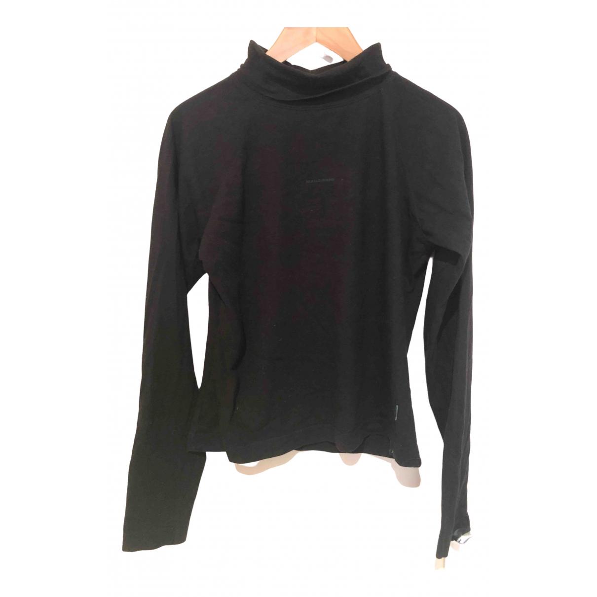 Maharishi \N Black Cotton  top for Women 14 UK