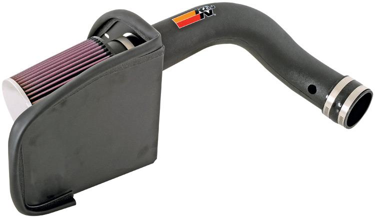 K&N 57-3509 Performance Air Intake System Acura Integra 1994-2001 1.8L 4-Cyl