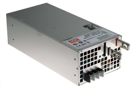 Mean Well , 1.5kW Embedded Switch Mode Power Supply SMPS, 27V dc, Enclosed
