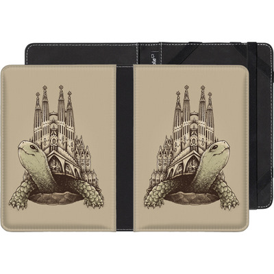 Kobo eReader Touch eBook Reader Huelle - Slow Architecture von Enkel Dika