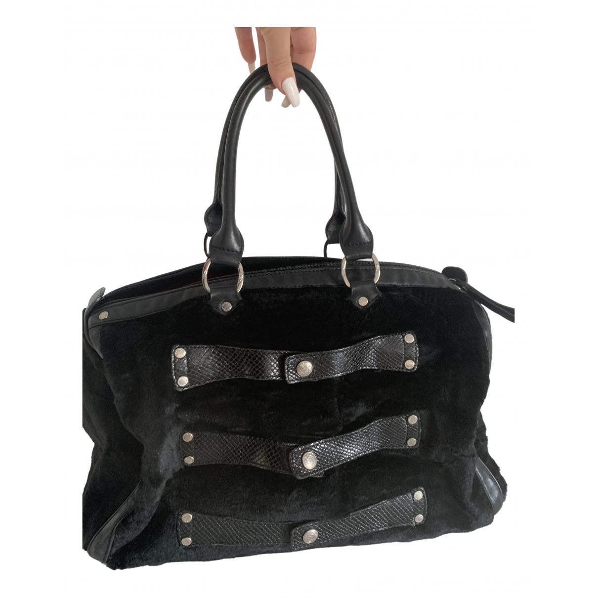 Bolso  Kate Moss de Piel de potro de imitacion Longchamp