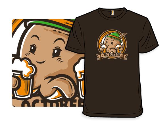 Octobeer T Shirt