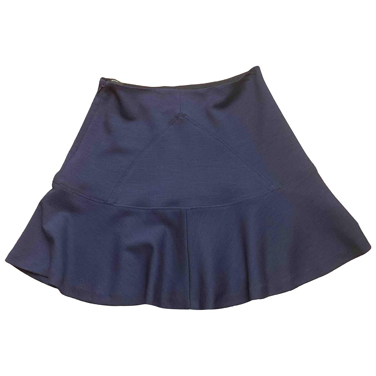 Mini falda de Lana Joseph