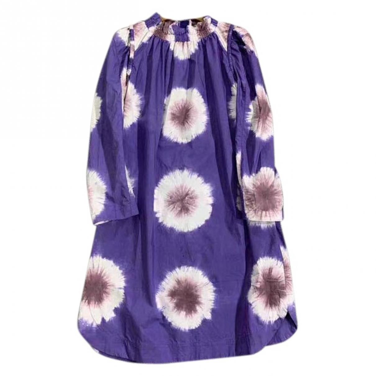 Sea New York \N Kleid in  Lila Baumwolle