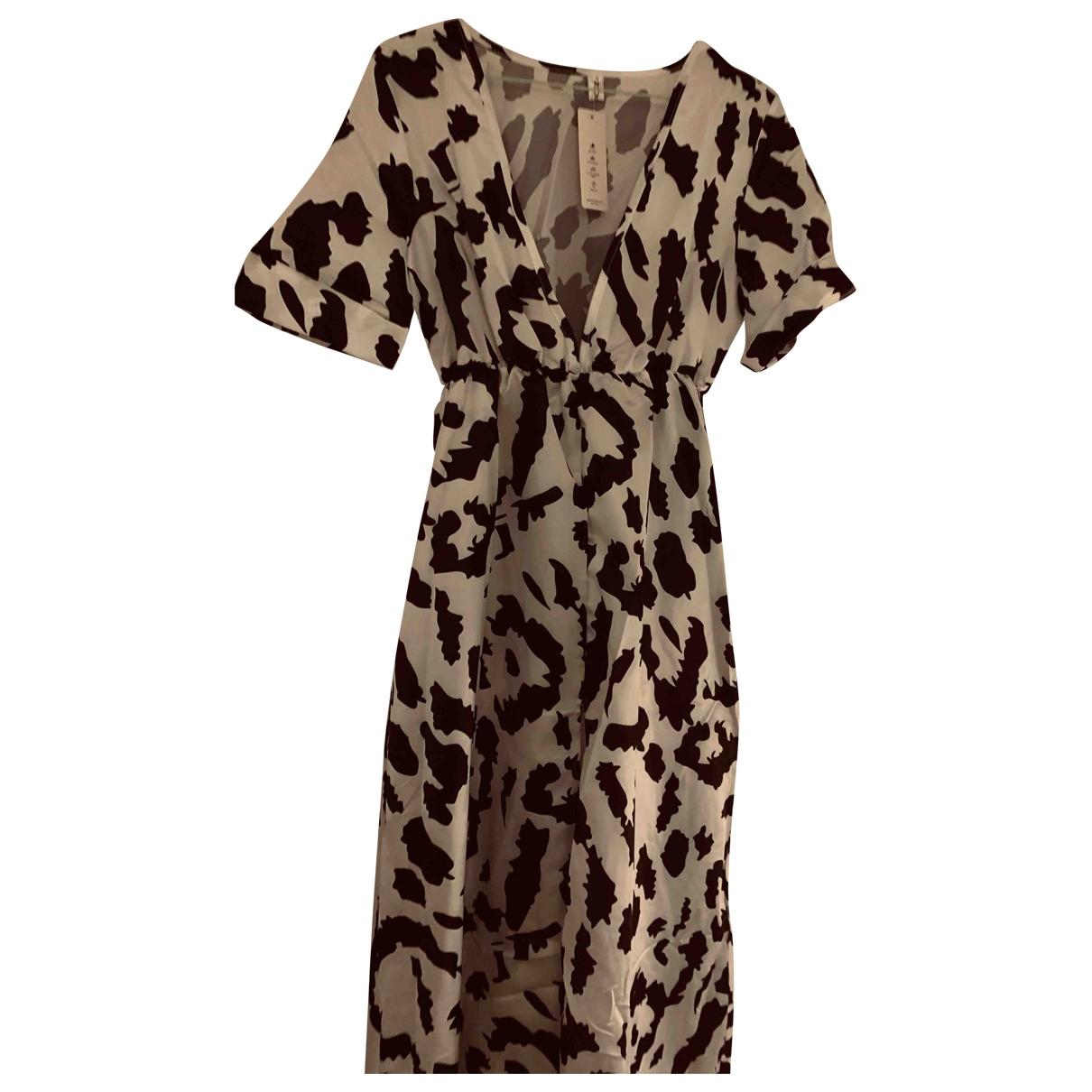 Designers Remix - Robe   pour femme - blanc