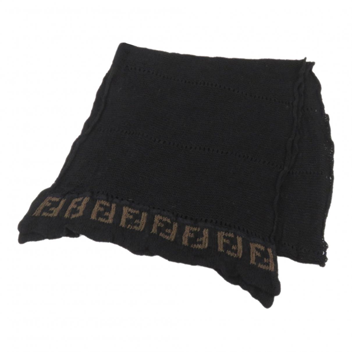 Fendi - Foulard   pour femme en autre - noir