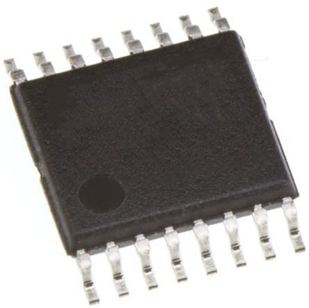Maxim Integrated MAX221EEUE+, Line Transceiver, RS-232 1 (RS-232)-TX 1 (RS-232)-RX, 5 V, 16-Pin TSSOP (96)