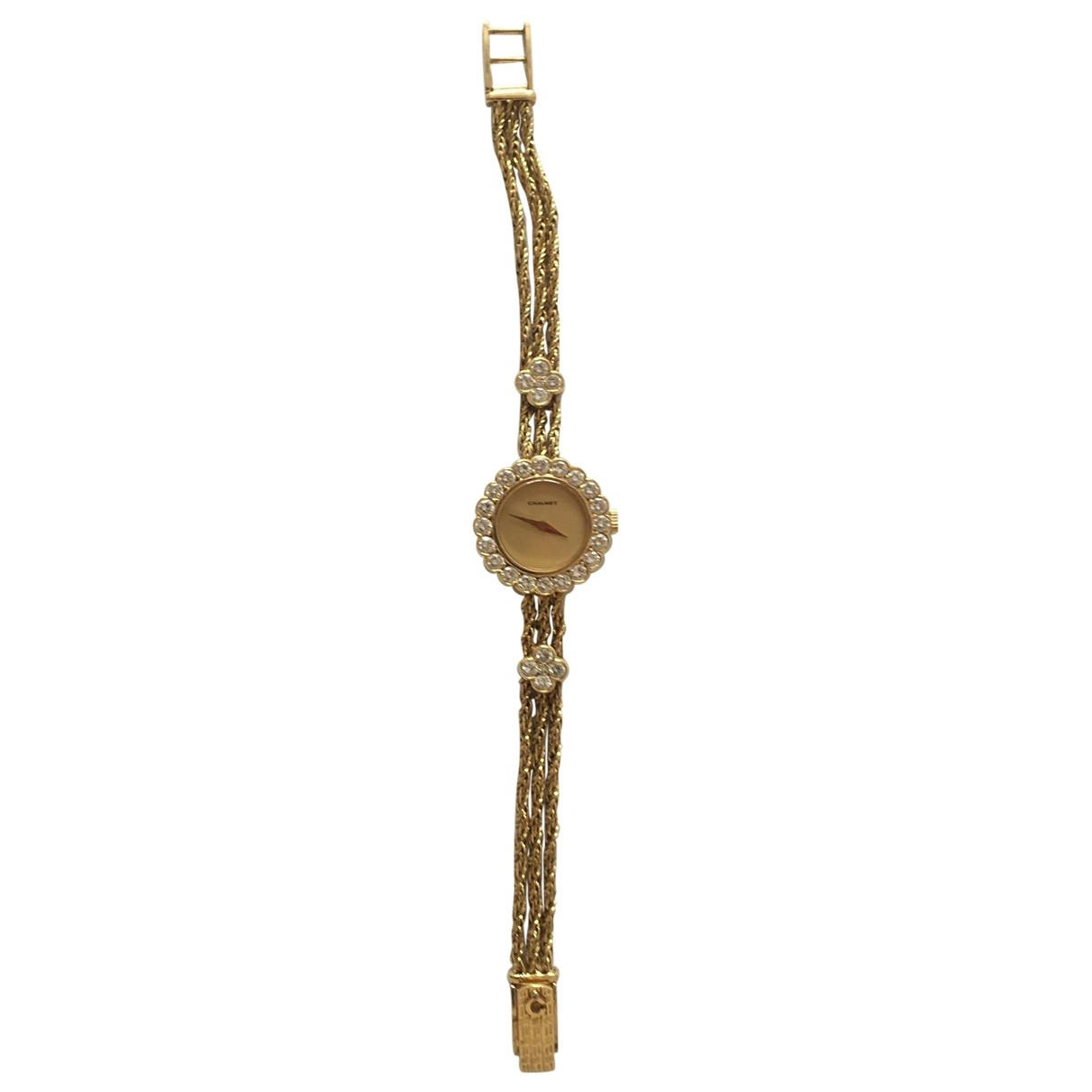 Chaumet \N Yellow Yellow gold watch for Women \N