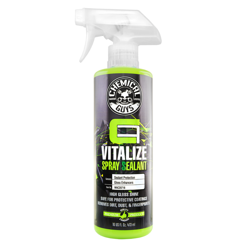 Carbon Flex Vitalize Spray Sealant For Maintaining Protective Coatings | Chemical Guys