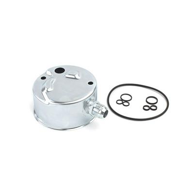 PSC Steering Remote-Fill Reservoir for P-Pump, #10AN Feed - SR2545-10K