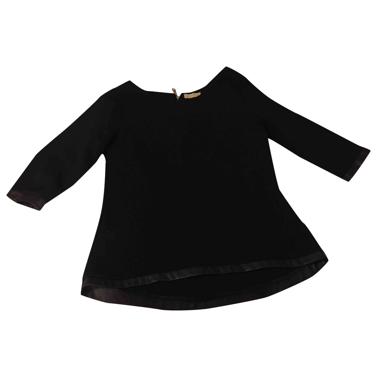 Non Signé / Unsigned \N Black  top for Women 38 IT