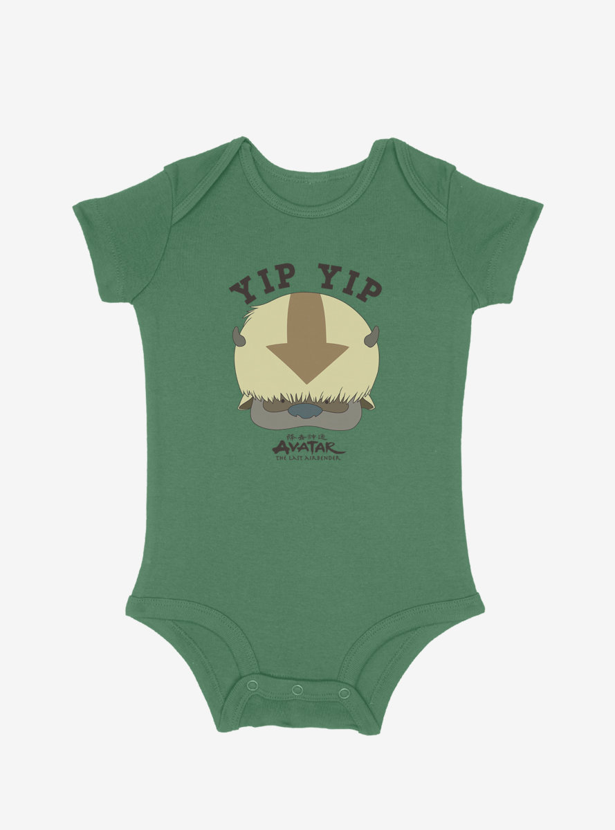 Avatar: The Last Airbender Appa Yip Yip Infant Bodysuit