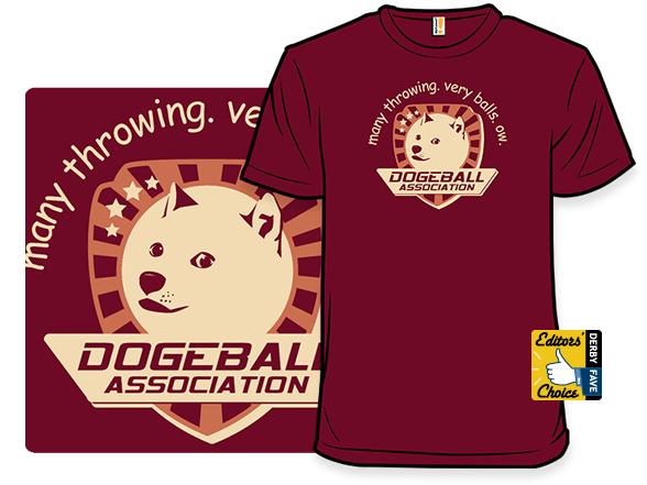 Dogeball T Shirt
