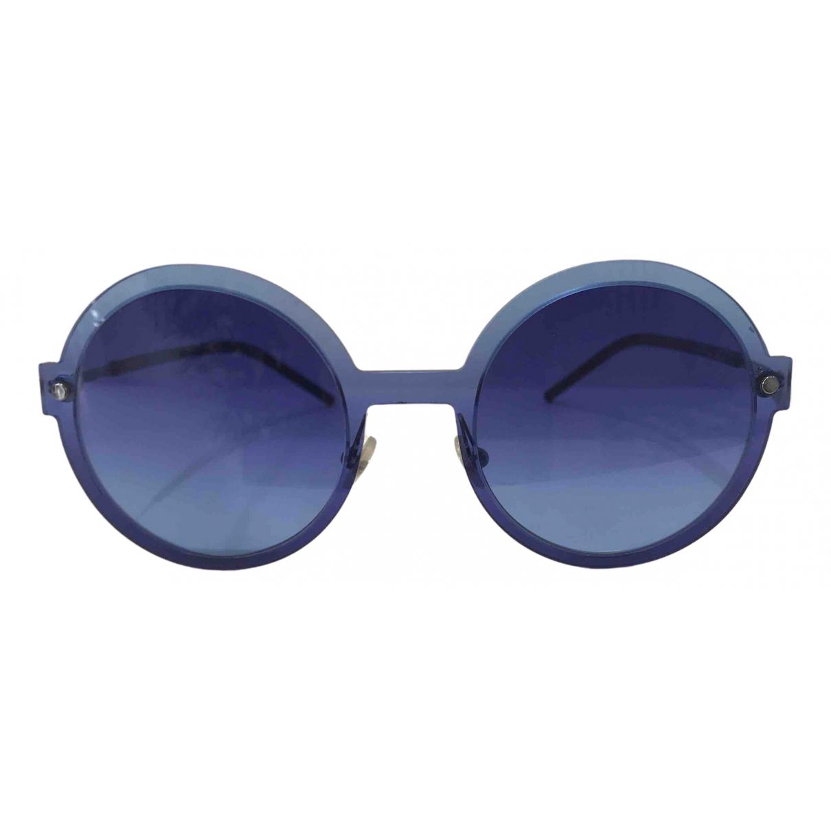 Marc Jacobs \N Blue Metal Sunglasses for Women \N