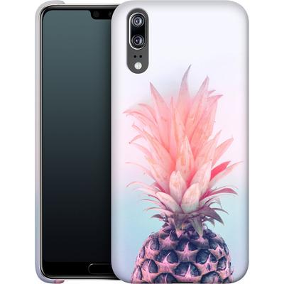 Huawei P20 Smartphone Huelle - Pastel Pineapple von Emanuela Carratoni
