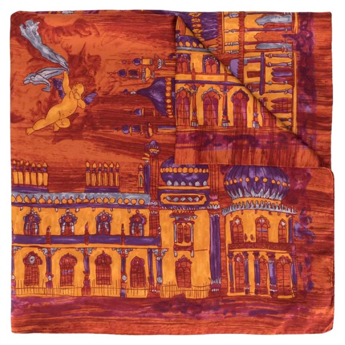 Pañuelo de Seda Romeo Gigli