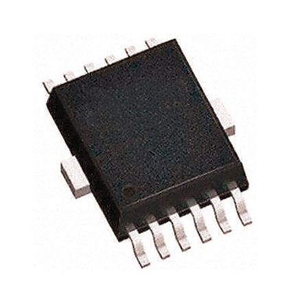 Infineon TLE4473GV552AUMA1, 4 LDO Regulator, 300mA, 5 V, 25mV 12-Pin, DSO-12-11 (5)