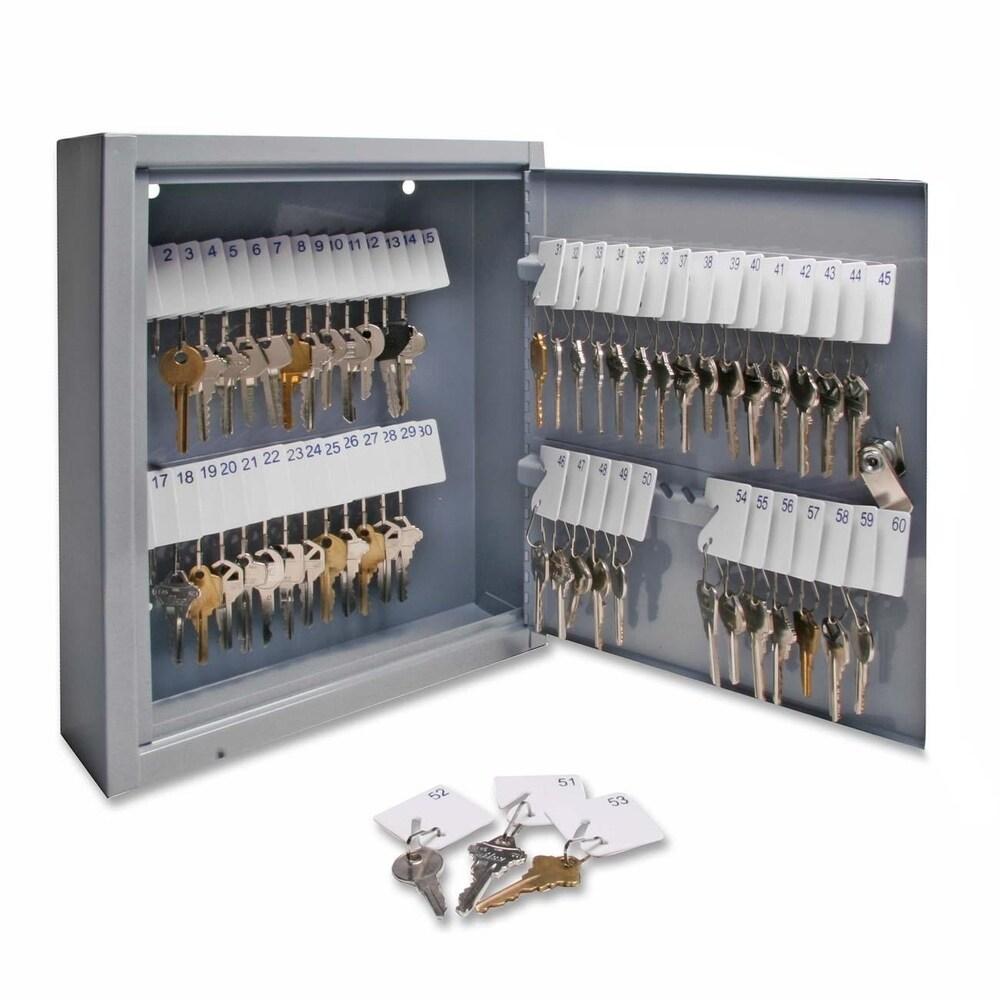 Sparco All-Steel Secure Locking Key Cabinet (SPR15602)