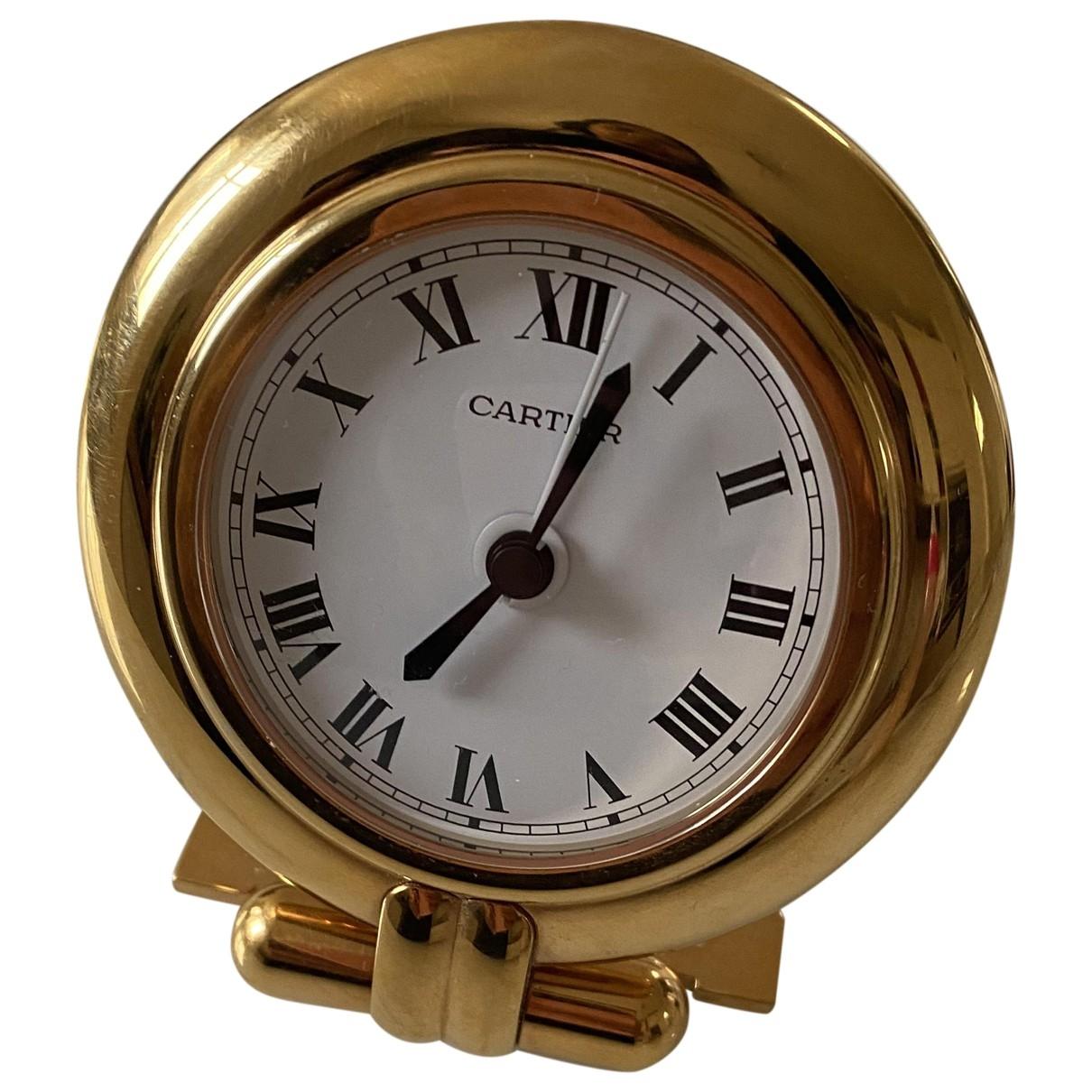 Cartier - Objets & Deco   pour lifestyle en metal - dore