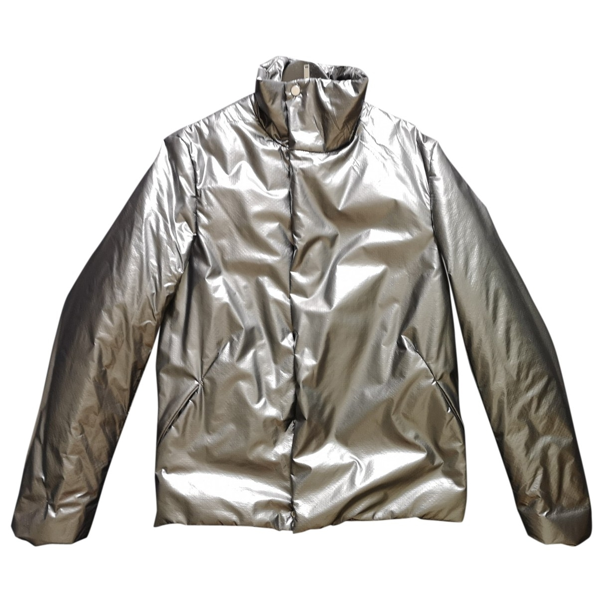 Cos \N Silver jacket  for Men S International