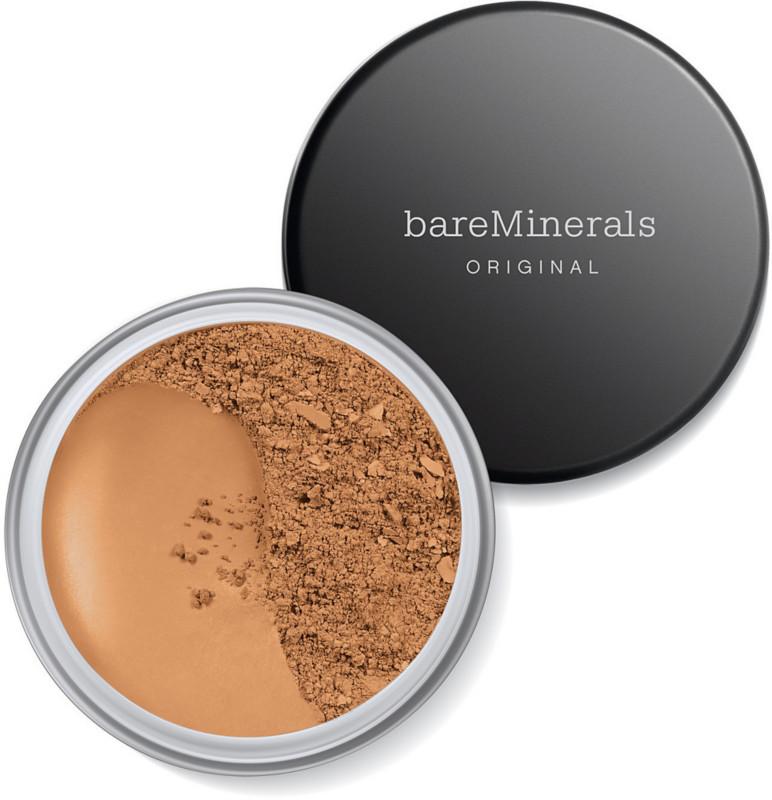 ORIGINAL Foundation Broad Spectrum SPF 15 - Warm Tan 22 (tan/dark skin w/ neutral to golden undertones)