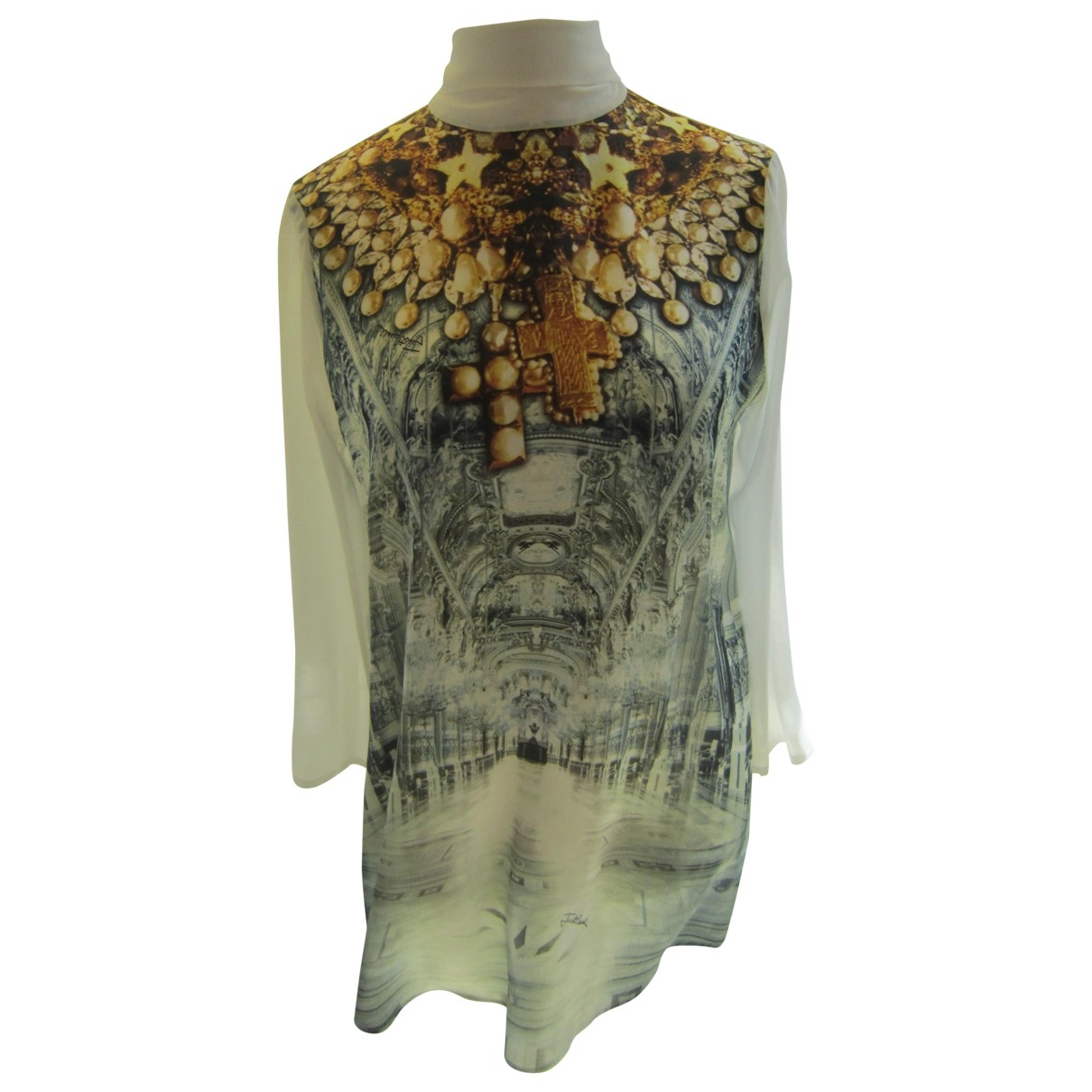 Just Cavalli \N Silk  top for Women 44 IT