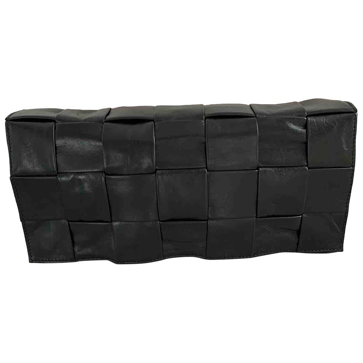 Bottega Veneta N Black Pony-style calfskin handbag for Women N