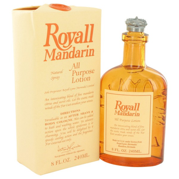 Royall Mandarin - Royall Fragrances Eau de Cologne Spray 240 ML