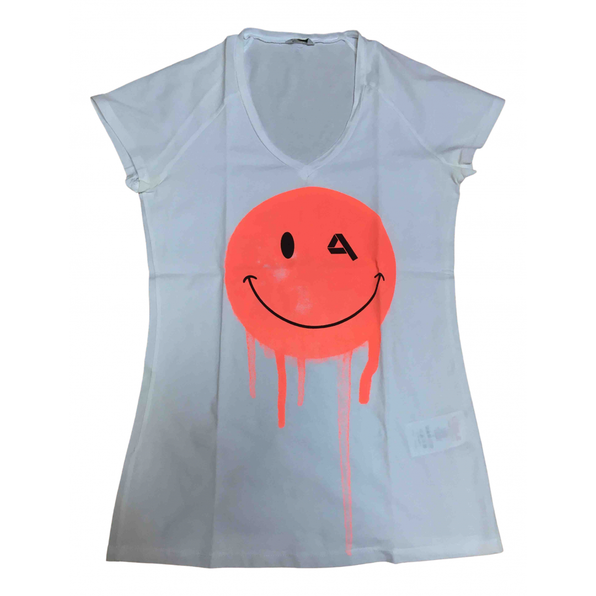 Cycle \N White Cotton  top for Women 44 IT