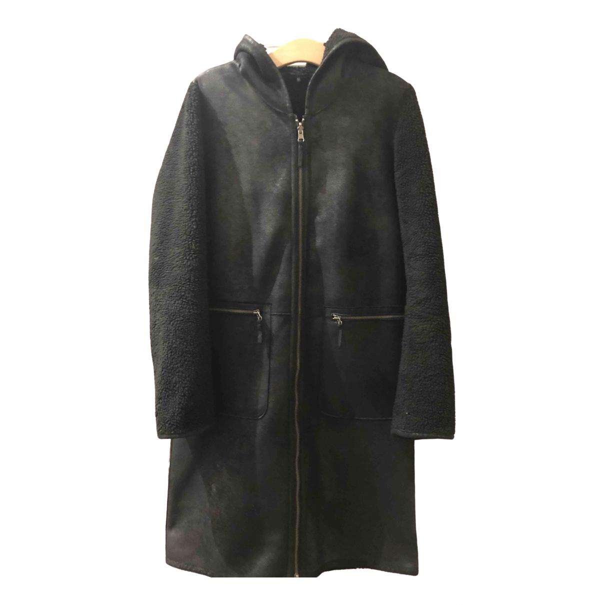 Montgomery C.p. Company - Manteau   pour femme - noir