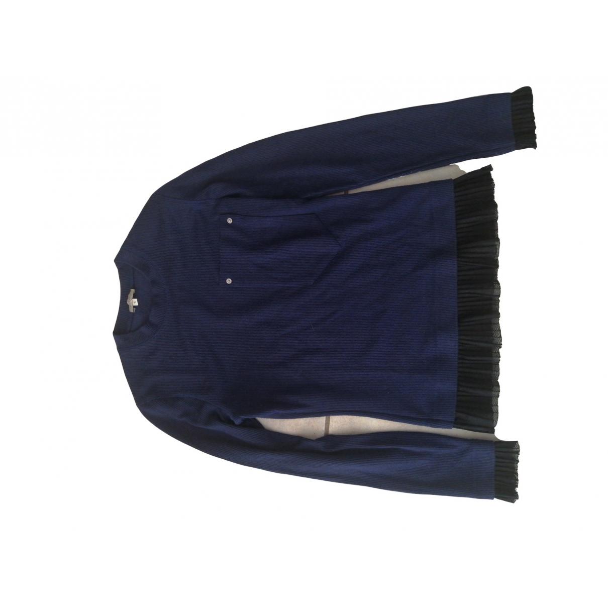 Kenzo - Top   pour femme - bleu