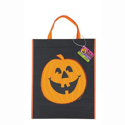 Halloween Pumpkin Tote Bag, 12