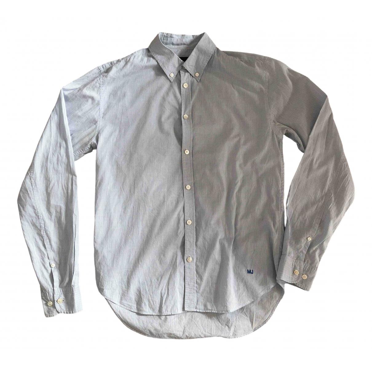 Marc By Marc Jacobs - Chemises   pour homme en coton - bleu