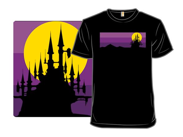 Vampire's Castle T Shirt