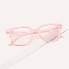 Kinder Brille mit Nieten Dekor