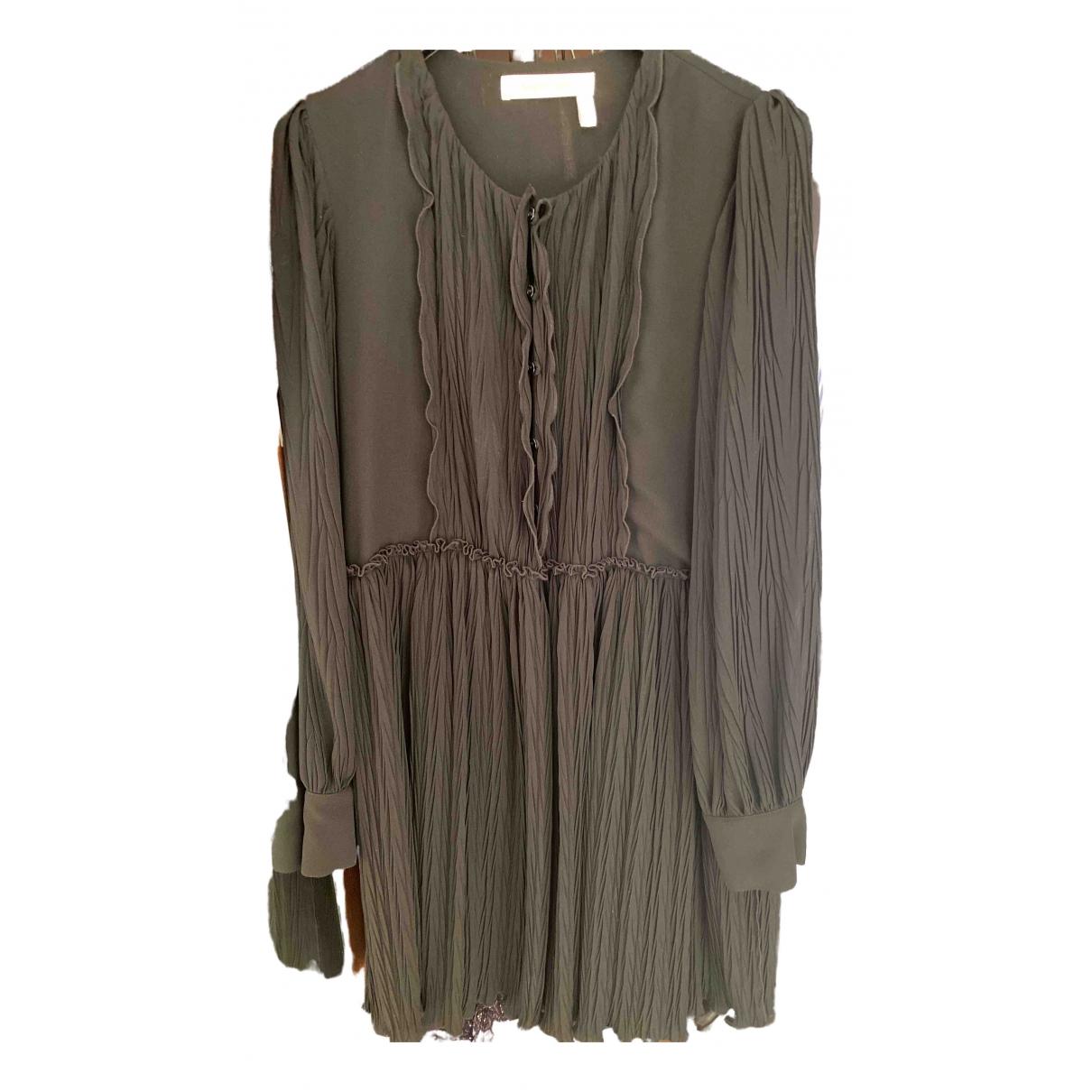 See By Chloe \N Kleid in  Schwarz Polyester