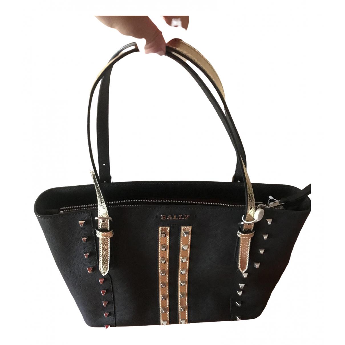Bally \N Black handbag for Women \N
