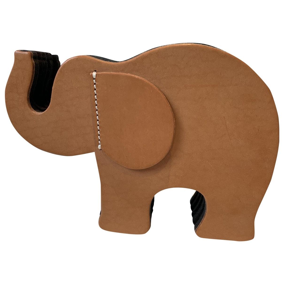 Graf Von Faber-castell - Objets & Deco   pour lifestyle en cuir - camel