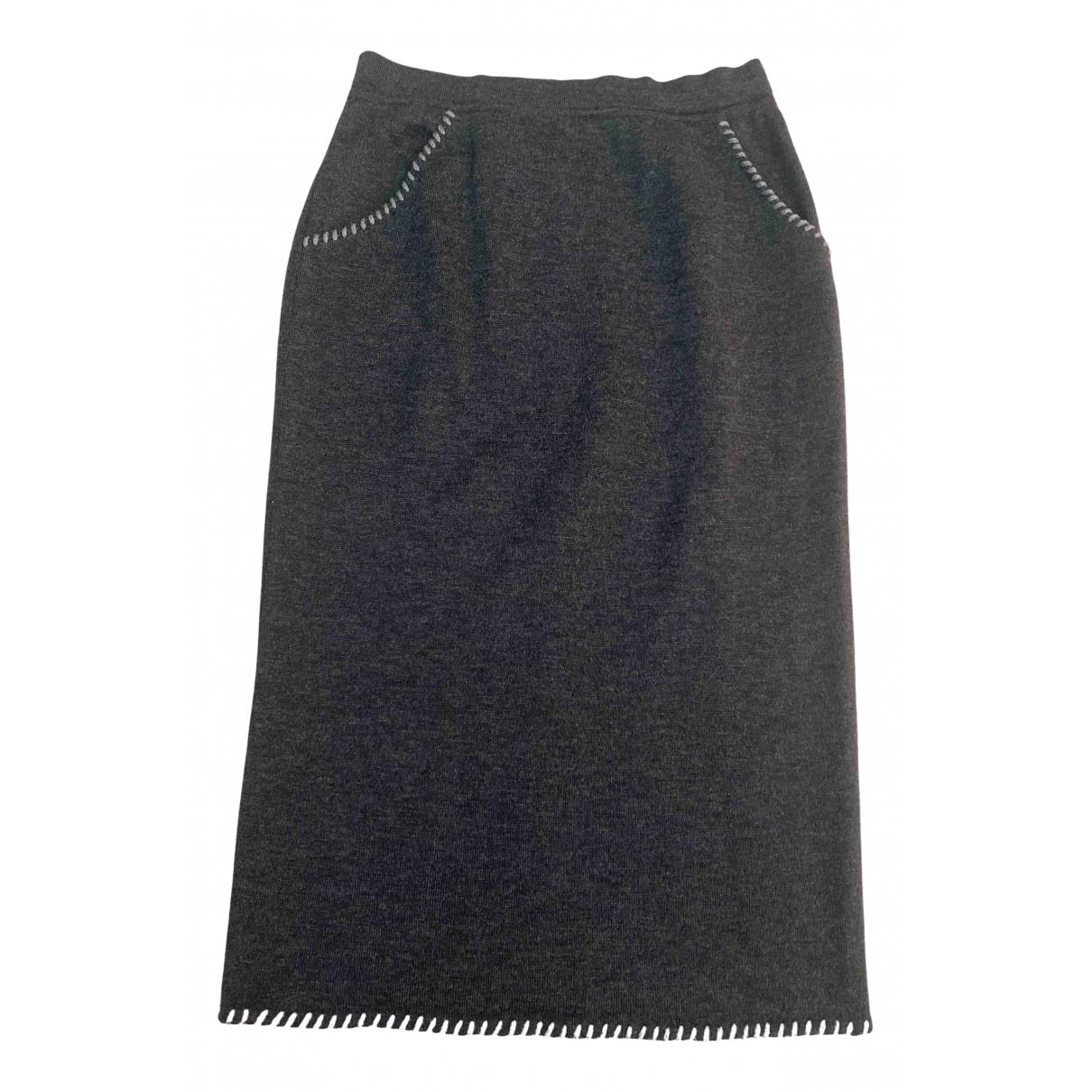 Fendi \N Rocke in Wolle