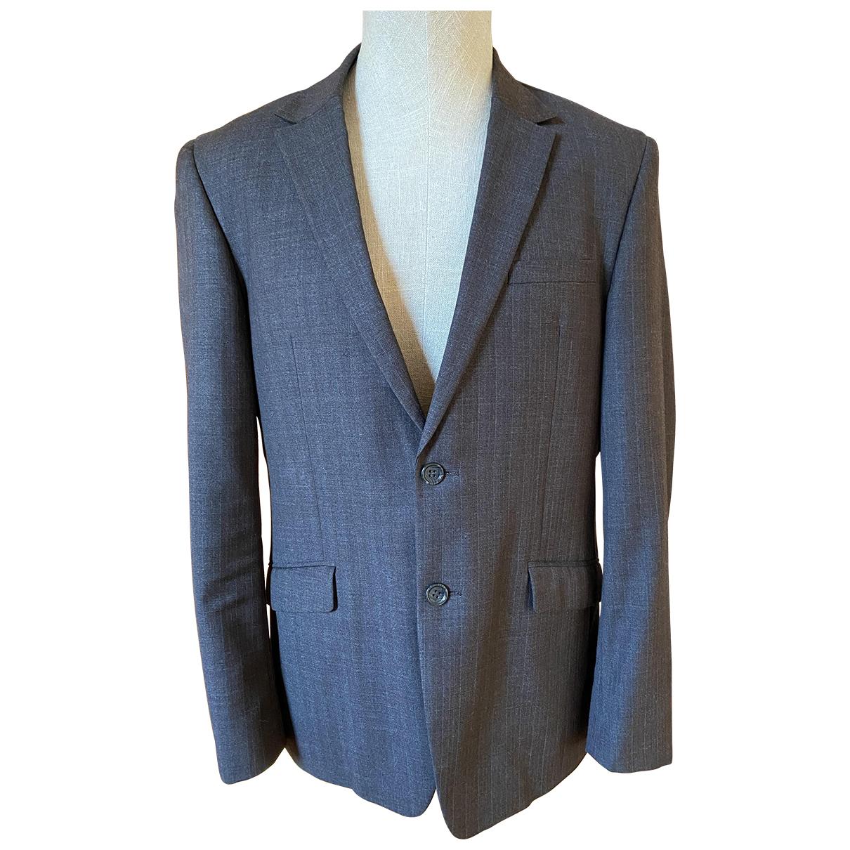 Selected N Wool Suits for Men 52 IT
