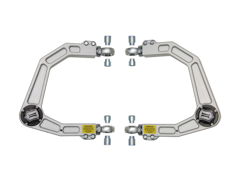 ICON Vehicle Dynamics Billet Delta Joint Upper Control Arm Kit Toyota Land Cruiser LC200 2008+