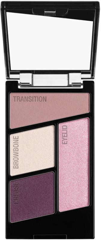 Color Icon Eyeshadow Quad - Petalette