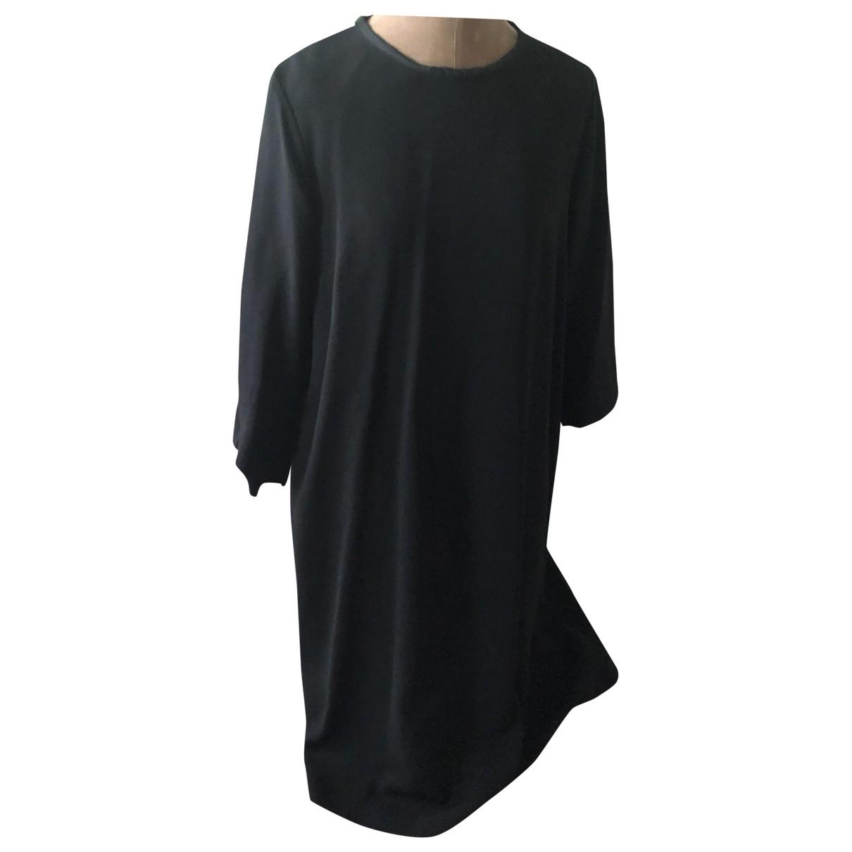 Max Mara Studio \N Black dress for Women 44 IT