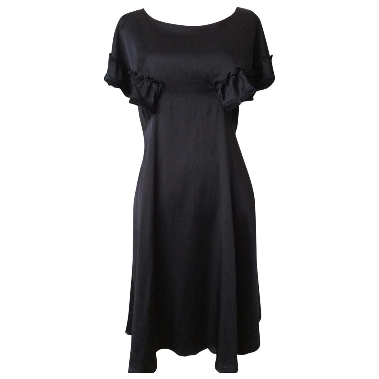 Miu Miu \N Black dress for Women 38 FR