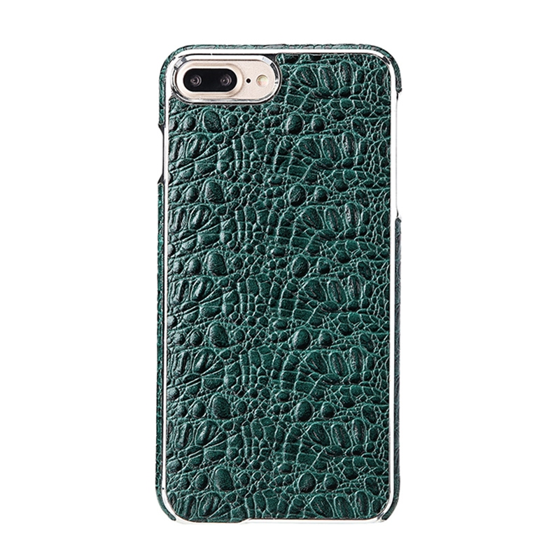 Ericdress Leather Crocodile Pattern Ipnone Case