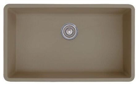 Precis 441297 Super Single Bowl Undermount Sink  in